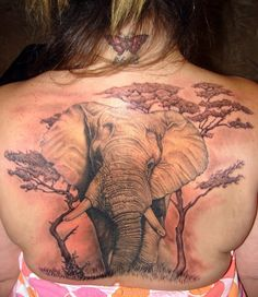 Back elephant tattoo There are always human attributes we can find from different animals. That might be one of reasons why people love to ink animal tattoos on their bodies. The elephant has remained a popular subject for artists, so… Continue Reading →