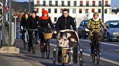 """""""Kaum eine Stadt fördert den Fahrradverkehr so vorbildlich wie die dänische Hauptstadt. Was können deutsche Städte davon lernen?"""""""
