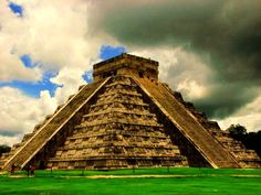 Chichén Itzá, Yucatán (Una de las siete maravillas del mundo moderno)