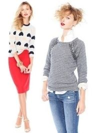 J.Crew Looks We Love Holiday Style 2012