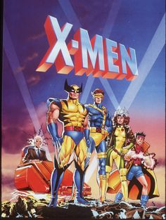 x-men-animated-series - Google Search