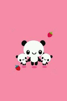 Fresita panda