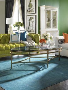 Lillian August Fine Furnishings - Leila Coffee table