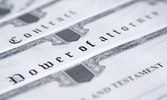 A Power Of Attorney is someone you appoint to make legal and financial decisions on your behalf in case you are no longer able to do so. Power Of Attorney Form, Difficult Children, Plan For Life, Last Will And Testament, Alzheimer's And Dementia, Dementia Care, Paralegal, Military Life, Military Spouse