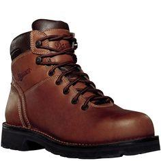 16011 Danner Men's Workman GTX Work Boots - Brown www.bootbay.com ...