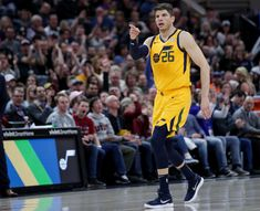 5edfc2b98898 Utah Jazz s Kyle Korver remains passionate in mission to cease modern  slavery   This is