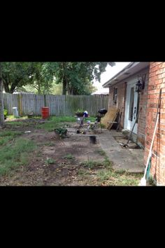 8 months ago we decided to buid a deck in our backyard. We wanted to be able to enjoy the outdoors without always having toleave the house. The state of our backyard was horrendous before the...