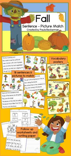From falling leaves to scarecrows and pumpkins, this awesome reading center has… Mini Reading, Reading Centers, Literacy Centers, Teaching Main Idea, Future Classroom, Classroom Ideas, Art Curriculum, Hands On Learning, Reading Passages