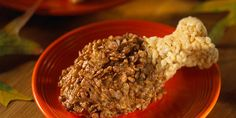 Thanksgiving Drumstick Treats™ Recipe | Kellogg's® Rice Krispies®