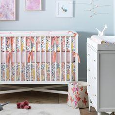 DwellStudio Boheme Percale Crib Bedding - Dwell Studio