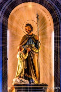 Joseph, pray for us. Pray For Us, St Joseph, Saints, Prayers, Princess Zelda, Fictional Characters, Faith, Santos, Fantasy Characters