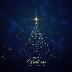 creative christmas tree made with glitter background Free Vector Christmas Tree Glitter, Christmas Tree Images, Creative Christmas Trees, Christmas Messages, Christmas Frames, Christmas Scenes, Blue Christmas Background, Glitter Background, Vector Background