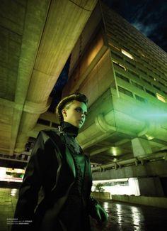 Blade Runner story | Adam Balcerek #photography | Prestige
