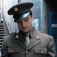 """Bucky. I remember the first time I watched The First Avenger and I saw bucky and I was like """"I don't like him. How dare they use such a beautiful man to distract the viewer from Steve"""" and now here I am with him completely ruining my life."""