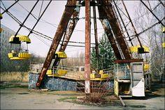 Ferris wheel, Chernobyl