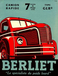 berliet v nissieux lyon france 1899 1978 auto berliet. Black Bedroom Furniture Sets. Home Design Ideas