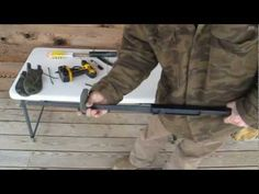 Make a limb quiver for your compact folding survival bow.