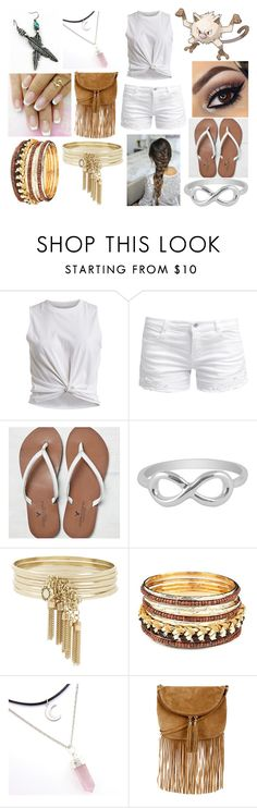 """""""#056 Mankey Theme"""" by kitty-styles-horan-biedka ❤ liked on Polyvore featuring beauty, VILA, ONLY, American Eagle Outfitters, Jewel Exclusive, BCBGeneration and Warehouse"""
