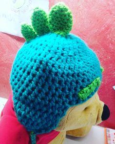 Cappello geco