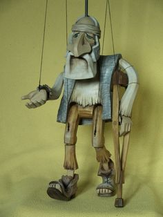 The coat to fill out the hips is a nice touch Puppet Toys, Doll Toys, Puppets, Marinette Puppet, Plastic Art, Stop Motion, Wood Carving, Graphic Illustration, Art Dolls