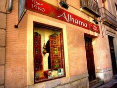 Tetería-Bar Alhama, Madrid