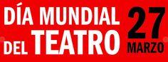 ¡Bienvenidos al Día Mundial del Teatro! Pero ¿sabéis porqué se celebra hoy? http://www.lecturalia.com/blog/2014/03/27/el-origen-del-dia-mundial-del-teatro/