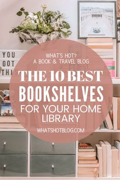 If you're looking to design a home library then these are the best bookshelves and bookcases to invest in. If you want bookshelf ideas, have a browse. This is a must for interior decor lovers. Pine Bookcase, Barrister Bookcase, Low Bookcase, Bookcase Styling, Cheap Bookshelves, Bookcases For Sale, Bookshelf Ideas, Library Bookshelves, Nursery Bookshelf