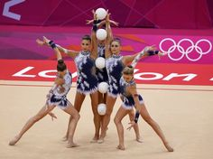 i love their leos too Sport Gymnastics, Rhythmic Gymnastics Leotards, Sports Gif, Victoria Secret Outfits, Ballet, World Of Sports, Summer Olympics, Poses, Aerobics