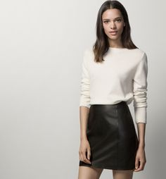 100% CASHMERE SWEATER - View all - Sweaters & Cardigans - WOMEN - Sweden - Massimo Dutti