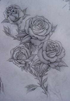 I love roses