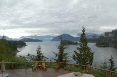 https://flic.kr/p/6prSaT | View from the West Coast Wilderness Lodge