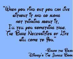 jungle book quotes - Google Search