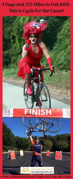 3 Days and 275 Miles to End AIDS: This is Cycle for the Cause. Photo Credit: Ins Bike Events, Cycling Events, Different Seasons, Cycling Workout, Training Plan, We The People, Photo Credit, Average Joe, Bicycle