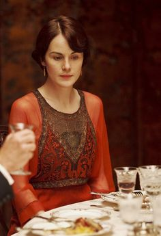 Downton Abbey costume