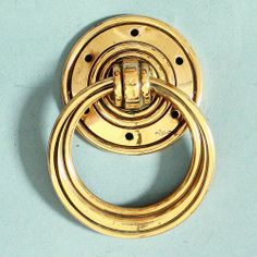 Heavy solid cast bronze door handle by James Collins of Birmingham Accepts standard square spindle, would make a great door knocker with a suitable striking button (not supplied). £32.00