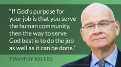 11 Inspiring Quotes from Tim Keller | LogosTalk