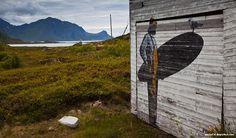 featured art 2 : Norwegian street art by Dolk Lundgren