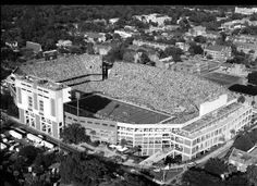 University of Florida, Gainesville...The Swamp.  Countless Saturdays were spent here during my years at school. Go Gators!