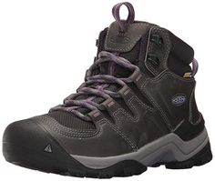 b0283ce3bec6 KEEN Womens Gypsum II Mid WPW Hiking Boot Earl Grey Purple Plumeria 7 M US    You can find more details by visiting the image link.