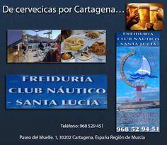 Club Náutico Santa Lucia en Cartagena, Murcia