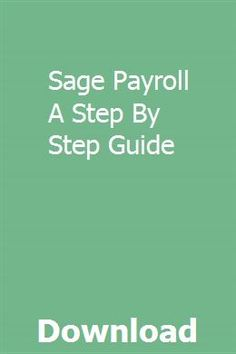30 Best sage payroll pastel accounting images in 2018