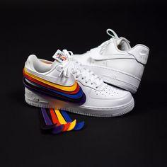 Nike Air Force 1 QS Swoosh Pack . Participer à notre raffle sur SNKRS.COM