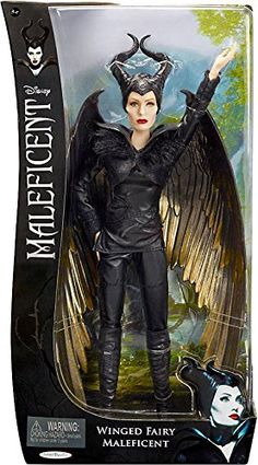 Maleficent battle doll. *wants!!!*