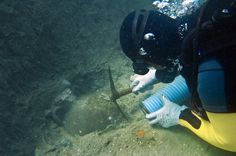 Discovery Of 4,000-Year-Old Shipwreck Could Be World's Oldest. A recent underwater excavation at Turkey's Urla Port has uncovered a ship estimated to date back 4,000 years, which experts say would make it the oldest sunken ship to have ever been discovered in the Mediterranean — and possibly anywhere.