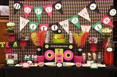 80s birthday party.
