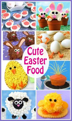 974 Best Cute Easter Food Recipes Images In 2019 Easter Food
