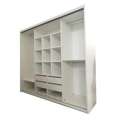Interior De Placard Con Puertas!!! - $ 6.300,00 en MercadoLibre