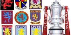 Which Clubs did Aston Villa beat in their Seven FA Cup Final wins? | My Football Facts Huddersfield Town, Fa Cup Final, West Bromwich, Aston Villa, Sunderland, Everton, Finals, Beats, Football