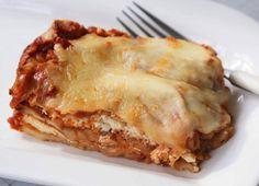 3 Cheese Passover Lasagna - Joy of Kosher