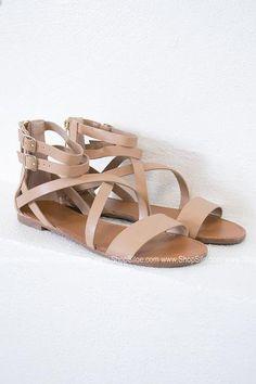Classy Gladiator Sandals